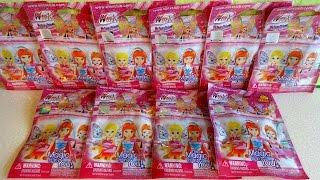 Winx My Fairy Friend 12 Mini Figures Mystery Bags Cobi Bricks Rare Toys