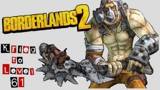 getlinkyoutube.com-Borderlands 2: Get Krieg to 61 in 4 minutes!