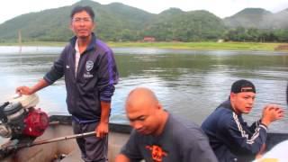 getlinkyoutube.com-Fish Hunter EP : 29 ตกปลาเขื่อนศรีนครินทร์ 2558 Full