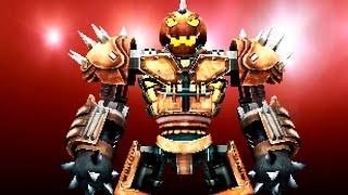 Real Steel WRB The Holloween Horror - Hollowjack VS WRB I & II (Живая Сталь)