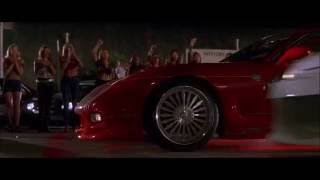 getlinkyoutube.com-Fast & Furious (2001) Street Race Scene [Full HD/1080p]