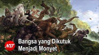 getlinkyoutube.com-Bangsa yg Dikutuk Menjadi Monyet Diceritakan dalam Al quran