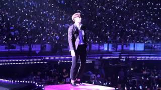 "getlinkyoutube.com-140712 EXO The Lost Planet in TAIPEI ""LOVE,LOVE,LOVE"" KAI FOCUS"