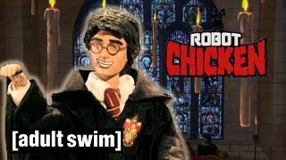 getlinkyoutube.com-The Best of Harry Potter | Robot Chicken | Adult Swim