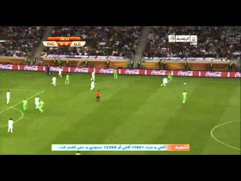 Algérie Vs Angleterre 1er Mi Temps 0 0   YouTube 2