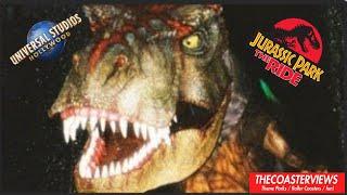 getlinkyoutube.com-POV Jurassic Park : The Ride River Adventure Universal Studios Hollywood