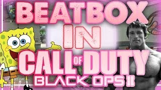 getlinkyoutube.com-HILARIOUS VOICE IMPRESSIONS! - Beatbox Funny Moments (BLACK OPS 2)