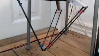 Volksrobot 2.0. Arduino Delta Robot