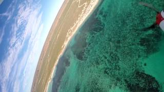 getlinkyoutube.com-R/C Plane Crashes into the Sea. Underwater Scenes.