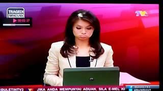 getlinkyoutube.com-Pembaca Berita TV3 Buat Muka Comel .