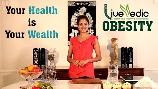getlinkyoutube.com-DIY: Cure Obesity with Natural Home Remedies | LIVE VEDIC