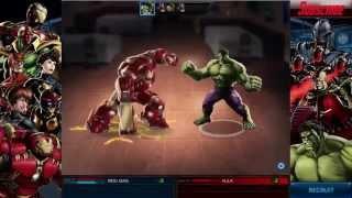 getlinkyoutube.com-Marvel: Avengers Alliance Part 402: Hulkbuster Busted