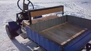 getlinkyoutube.com-самодельный минигрузовик