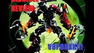 getlinkyoutube.com-BIONICLE Combiner Review [HD]   Voporak (2005)