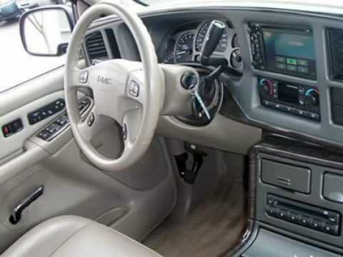 2006 gmc yukon xl problems online manuals and repair. Black Bedroom Furniture Sets. Home Design Ideas