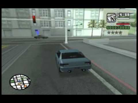 GTA:San Andreas: 65 Test Drive (PC)