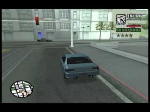 GTA:San Andreas: 65 Test Drive (PC)