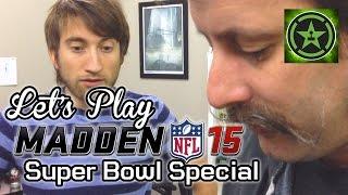 getlinkyoutube.com-Let's Play – Madden NFL 15: Super Bowl Special