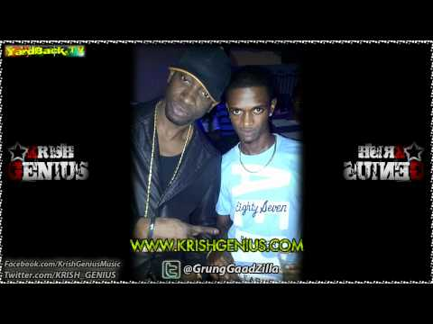 Bounty Killer - Galactic Gallis [Overproof Riddim] Oct 2011