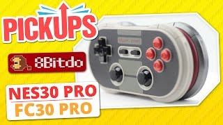 getlinkyoutube.com-NES Themed Bluetooth Controllers! - Pickups - Rerez