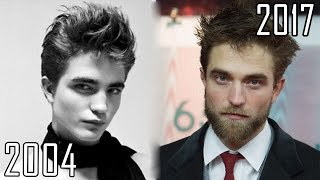 Robert Pattinson (2004-2017) all movies list from 2004! How much has changed? Before and Now!