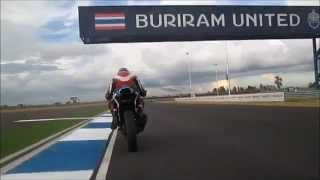 getlinkyoutube.com-ninja300 on Chang International Circuit By Buriram United