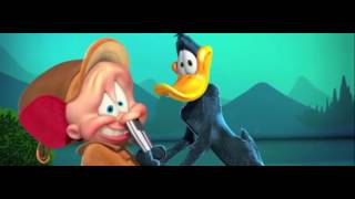 getlinkyoutube.com-Looney Tunes: Daffy's Rhapsody (Audio Latino)