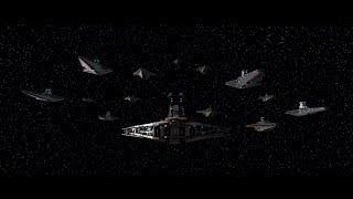 getlinkyoutube.com-Minecraft Builds : Star Wars Republic Attack Cruiser (cinematic)