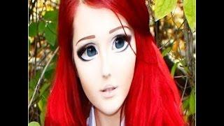 getlinkyoutube.com-10 Mujeres que parecen muñecas reales