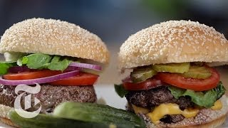 How to Make Perfect Burgers Indoors | The New York Times