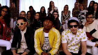 The Lonely Island - HUGS (ft. Pharrell & Tatiana Maslany)