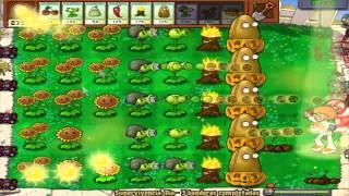 getlinkyoutube.com-Especial Halloween #3 Plants Vs Zombies