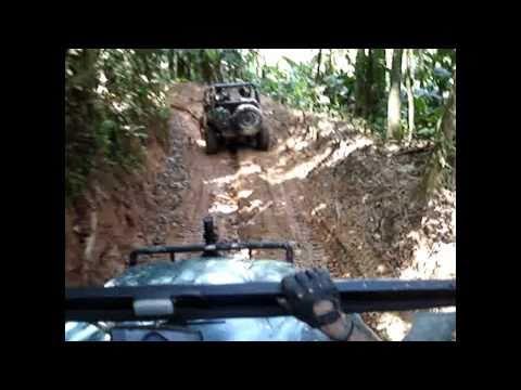 Trilha 2010 Belchior Jeep Clube