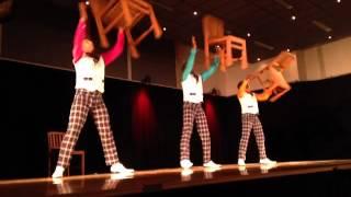 Dias Cubanos 2012 - Rumba Show by Alberto Valdes & Clave Negra