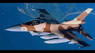 getlinkyoutube.com-استعراض جوي بطائرات (F16) للقوات الملكية الجوية المغربية