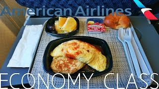 getlinkyoutube.com-American Airlines ECONOMY CLASS Lima to Miami|Boeing 757-200