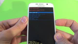 getlinkyoutube.com-Samsung Galaxy S6 G920F hard reset