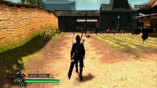 getlinkyoutube.com-Way of the Samurai 3 Gameplay