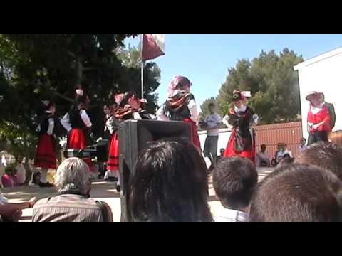 Santa Quiteria 2010, Las Aldeanas