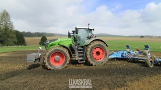getlinkyoutube.com-FENDT 1050 Vario | Farmet SOFTER 11 [UnCut/SOUND!]
