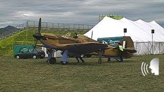 getlinkyoutube.com-Junkers Ju.87 Stuka & Hurricane replicas