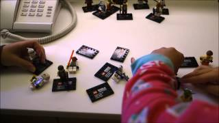 getlinkyoutube.com-Star Wars Lego Fake Hong Kong Yoda Han Solo Obi-Wan