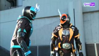 getlinkyoutube.com-Kamen Rider Ghost Rider Soul: Fourze (SUBTITLE INDONESIA)
