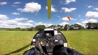 getlinkyoutube.com-Gyrocopter training 1 part 1