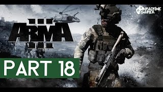 "getlinkyoutube.com-Arma 3 Campaign Gameplay Walkthrough Part 18 ""Air Superiority"" [1080p 60FPS]"