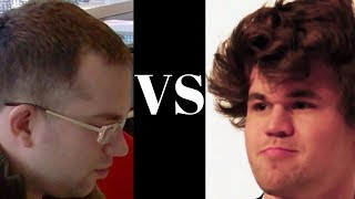 getlinkyoutube.com-Pavel Eljanov vs Magnus Carlsen : Notable game: Tata Steel (2016) : Catalan Opening