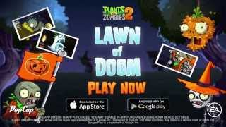 getlinkyoutube.com-Plants vs. Zombies 2 Lawn Of Doom Trailer