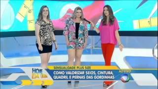getlinkyoutube.com-Gordinhas sensuais  veja como usar a moda plus size e valorizar o corpo   Vídeos   R7