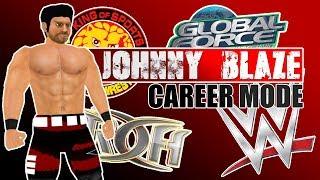 Johnny Blaze Career mode- Episode 1