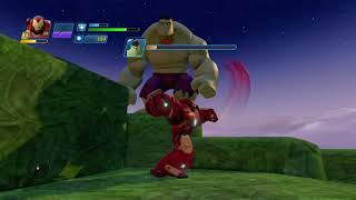 getlinkyoutube.com-Disney infinity 3.0: hulkbuster gameplay